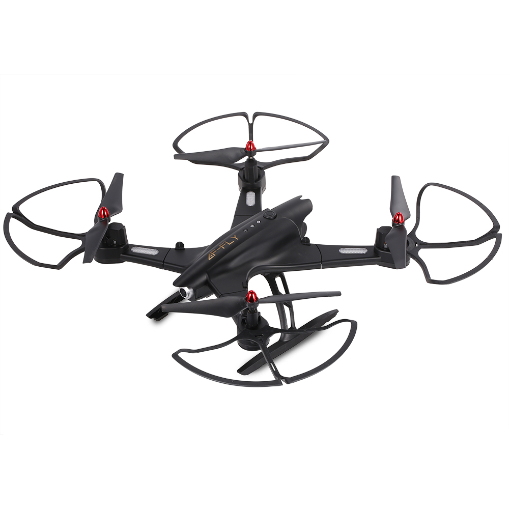 Utoghter 69508 20MP Wide Angle Camera Wifi FPV Foldable RC Drone 24G 4CH 6 Axis Gyro G Sensor Selfie RTF Quadcopter