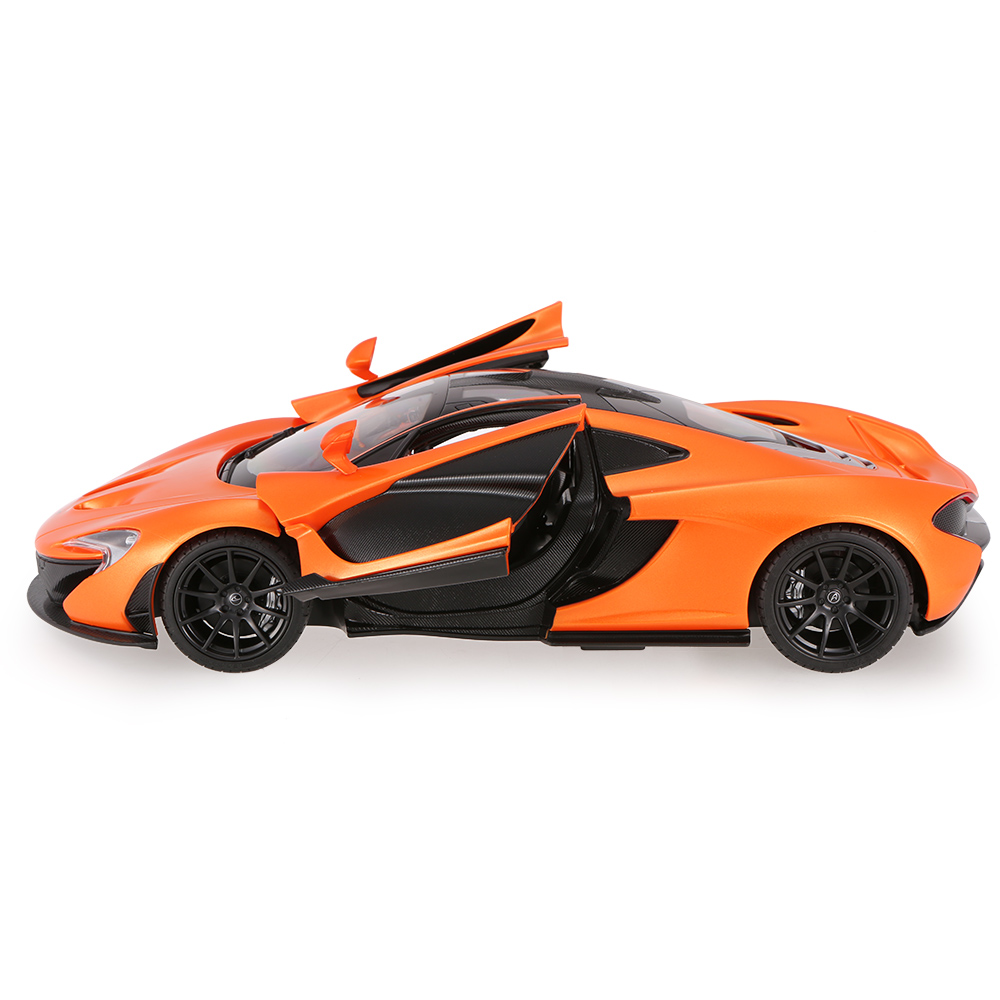 Original RASTAR 75100 27MHz/40Mhz 1/14 McLaren P1 RC Super Sports Car  Simulation