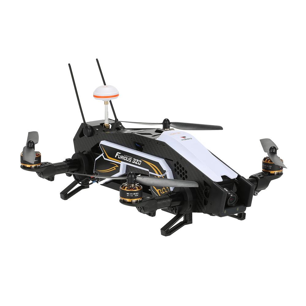 Original Walkera Drone Accessory Upper Cover for Furious320 RC Racing Quadcopter