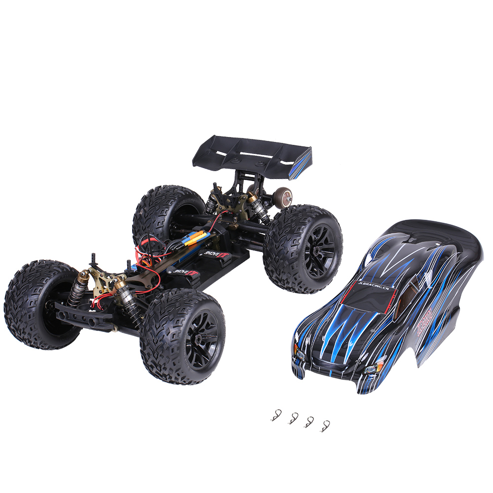 uk Original JLB Racing 21101 1/10 2.4G 4WD Electric Brushless 80km