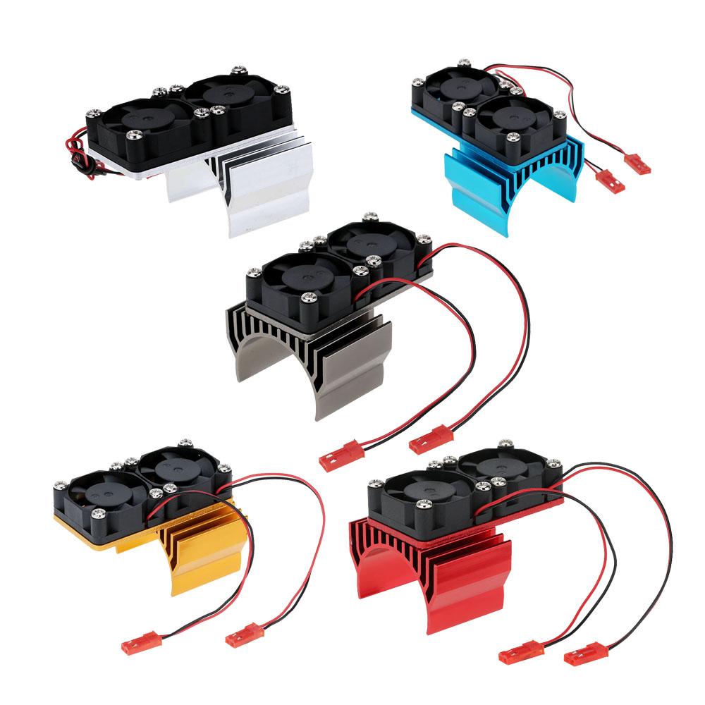 7019 dissipateur de chaleur du moteur avec deux ventilateurs de refroidissement pour le moteur. Black Bedroom Furniture Sets. Home Design Ideas