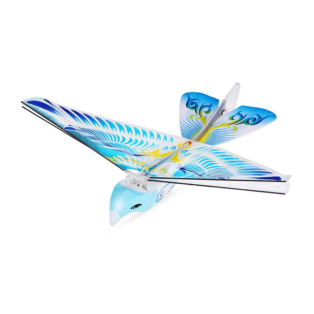 Flying Bird Toy : Blue techboy  ghz remote control authentic e bird