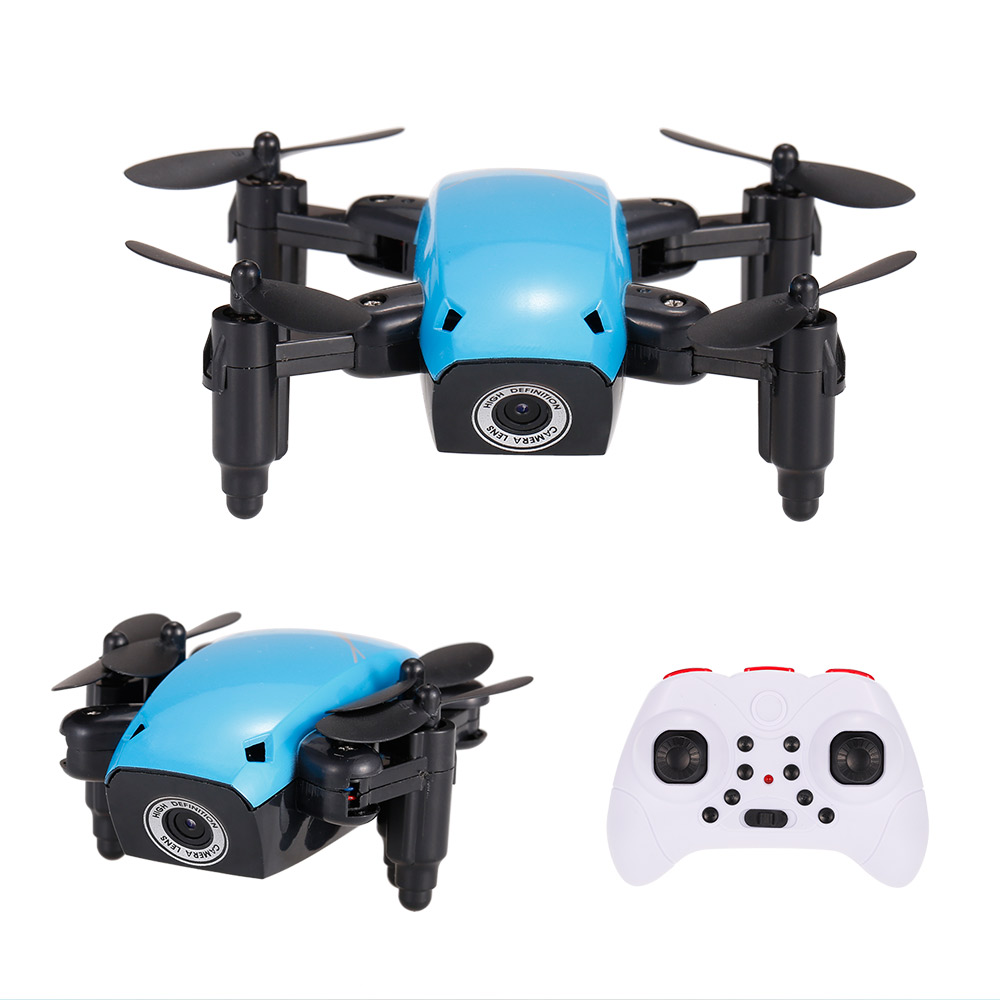 Get $7.99  Off For Original S9W 2.4G 4CH 0.3MP Camera WIFI FPV Mini Drone Altitude Hold Flight Planning Foldable RC Quadcopter with code   Only $25 +free shipping