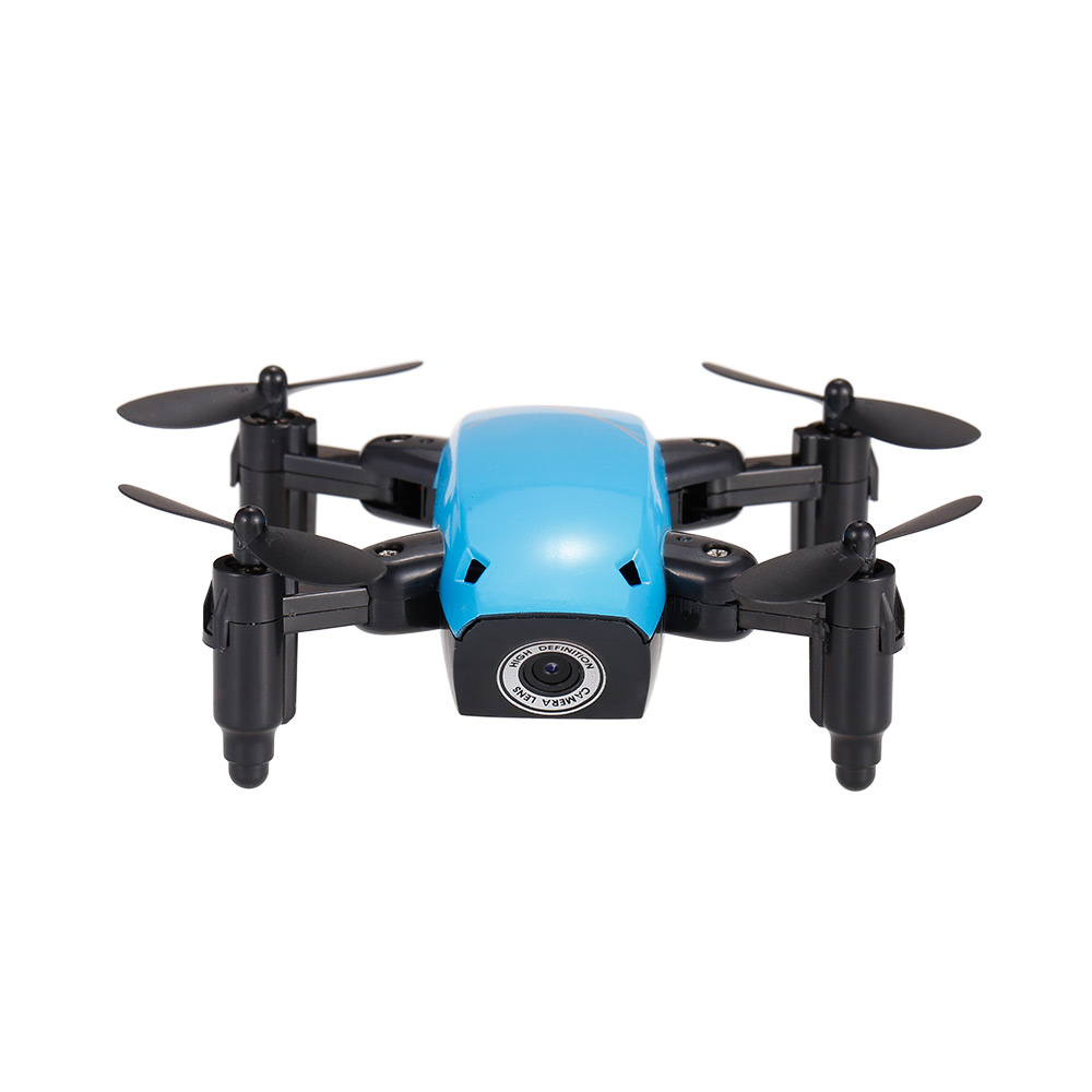 Get $5 off  For Original S9W 2.4G 4CH 0.3MP Camera WIFI FPV Mini Drone Altitude Hold Flight Planning Foldable RC Quadcopter with code  Only $27.99 +free shipping