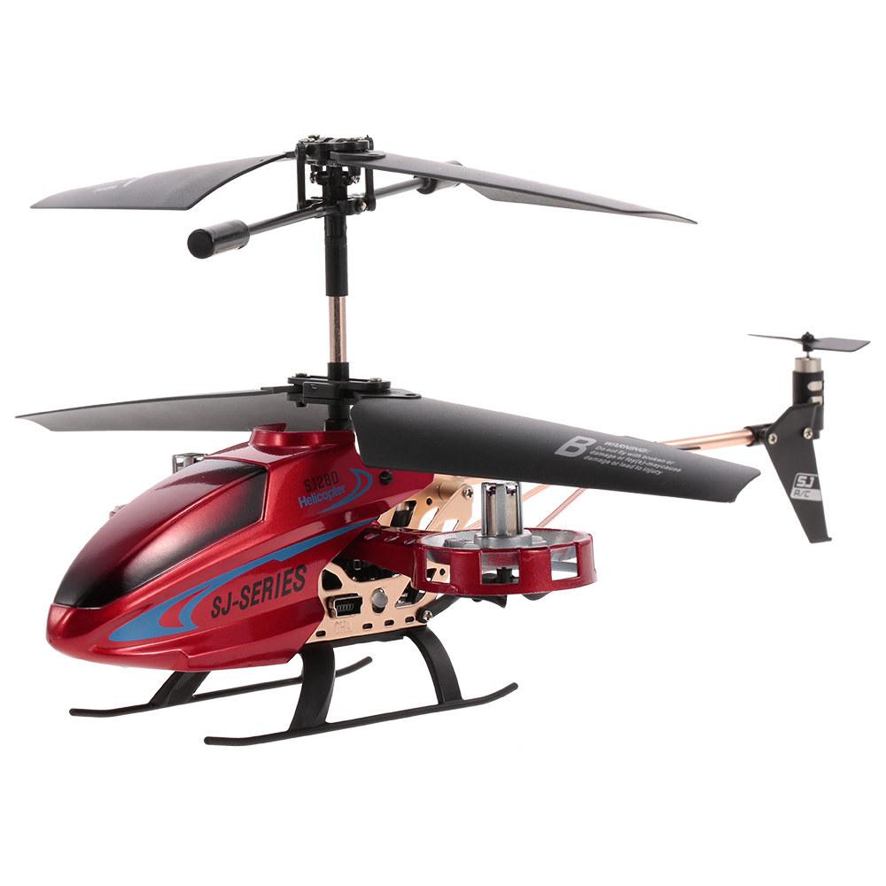 Elicottero Ch : Elicottero sj r c sj ch in lega di metallo con telecomando