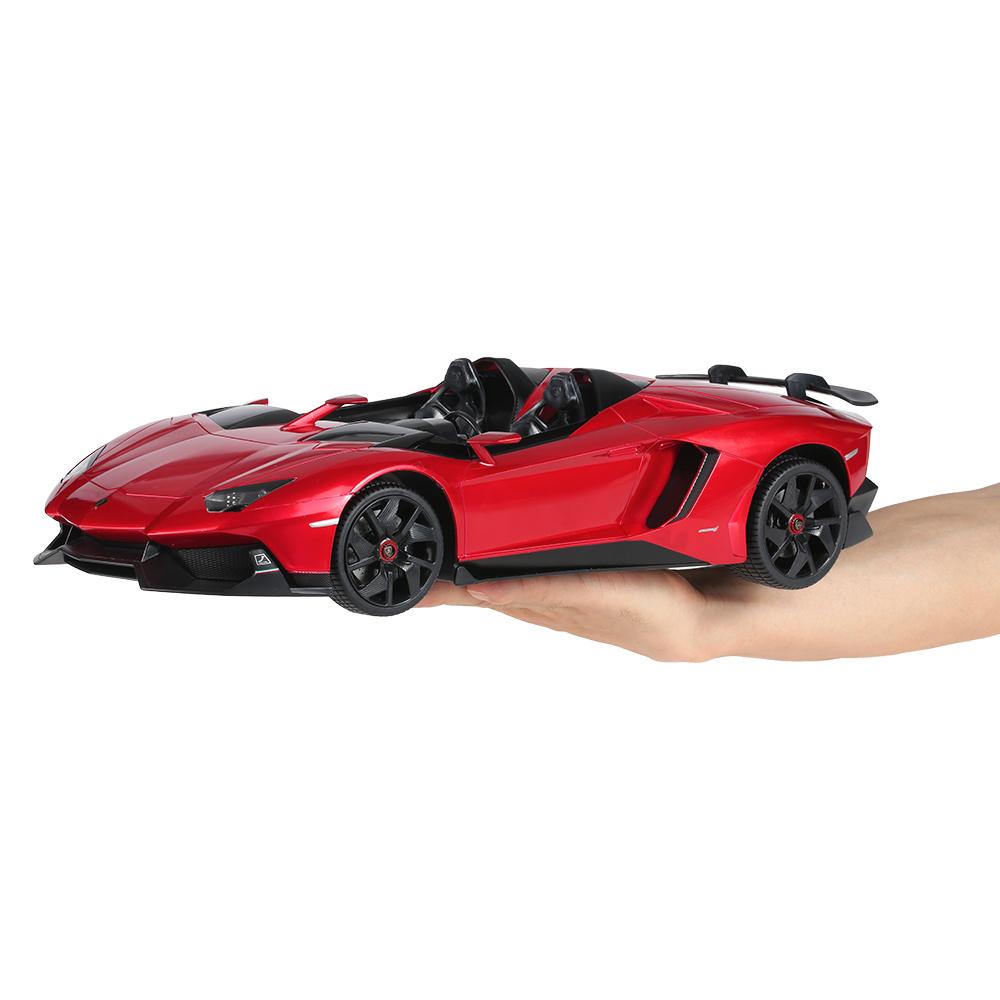 RASTAR 57500 27MHz R/C 1/12 Lamborghini Aventador J Radio Remote Control  Model Car