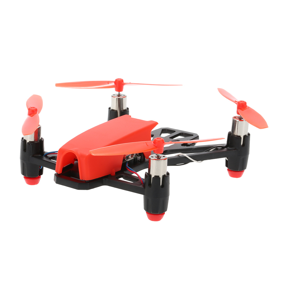 red Q100 Super Mini 4-Axis Micro FPV Racing Quadcopter Frame Kit ...