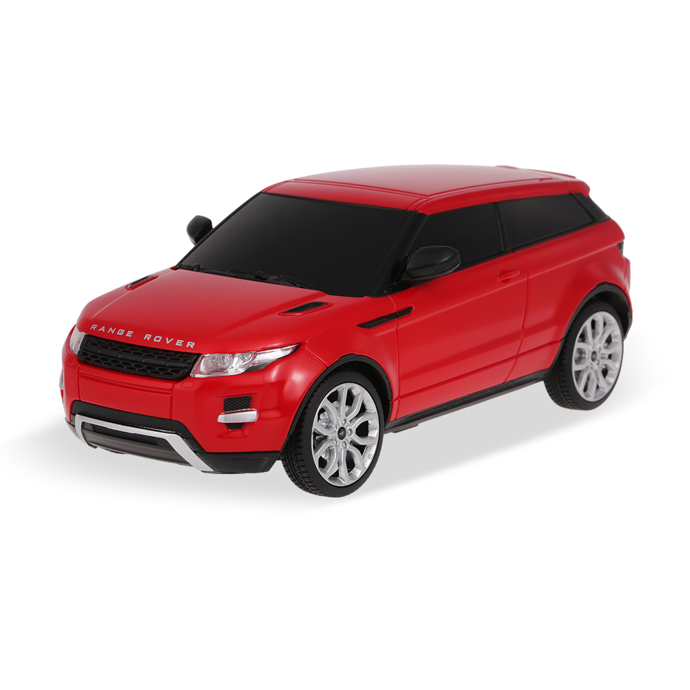 red rastar 46900 1 24 rc land range rover evoque remote control car toy boys favourite gift. Black Bedroom Furniture Sets. Home Design Ideas