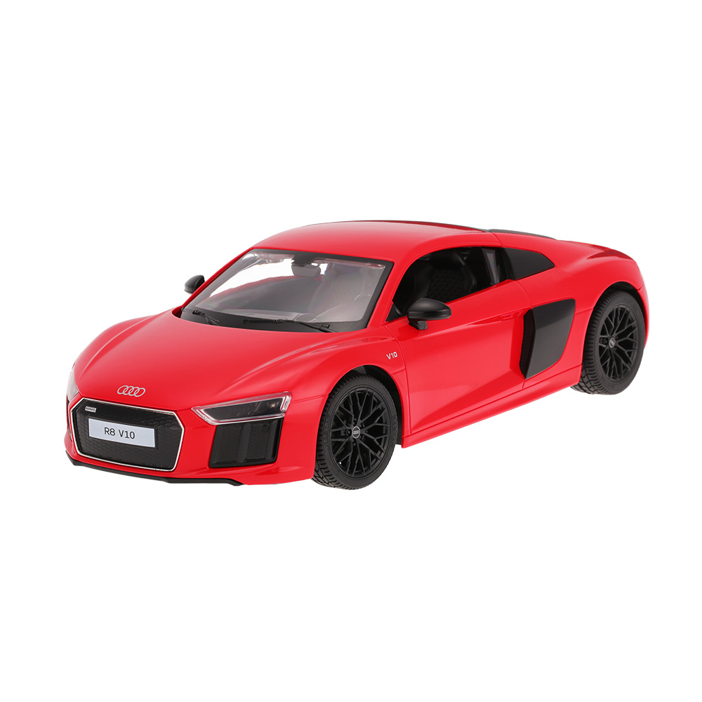 Red RASTAR AUDI R Remote Controlled Sport Racing Car RTR - Audi remote control car