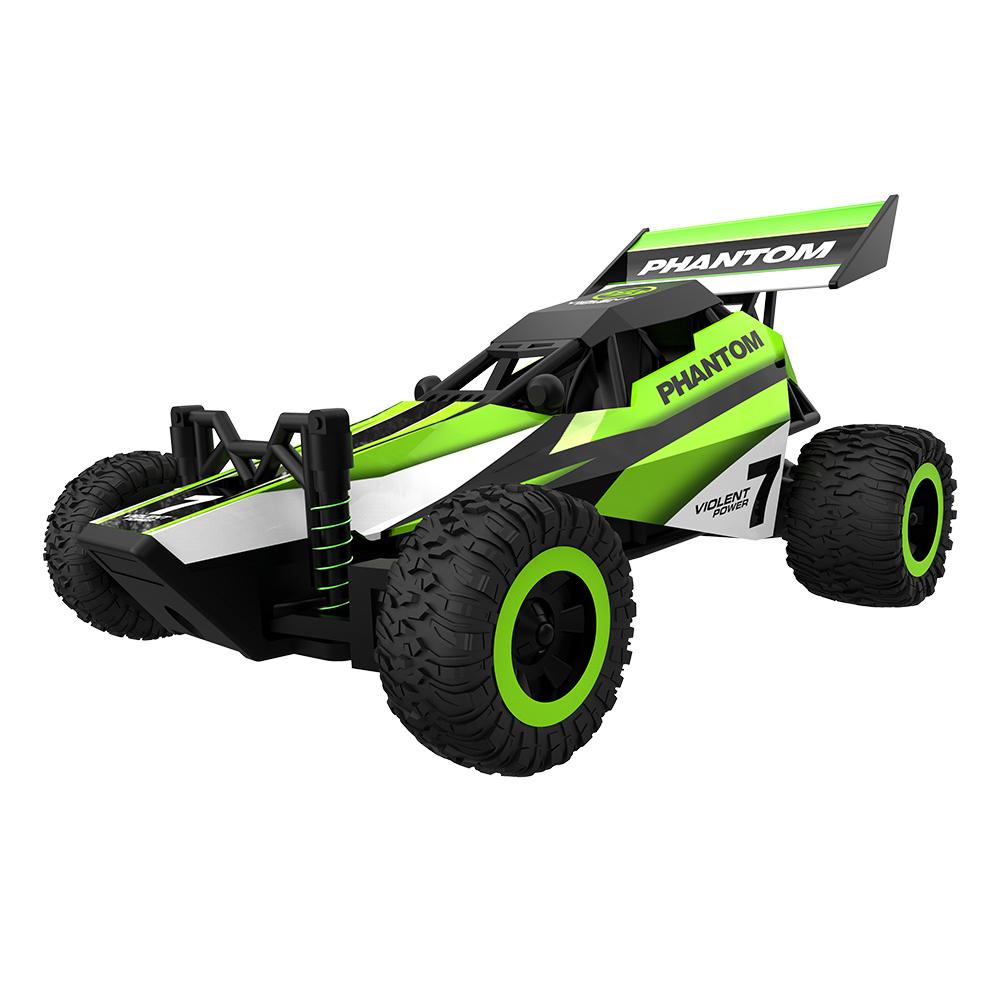 green CRAZON 1/32 Mini Pocket RC Racing Car 2.4GHz 2WD RTR ...
