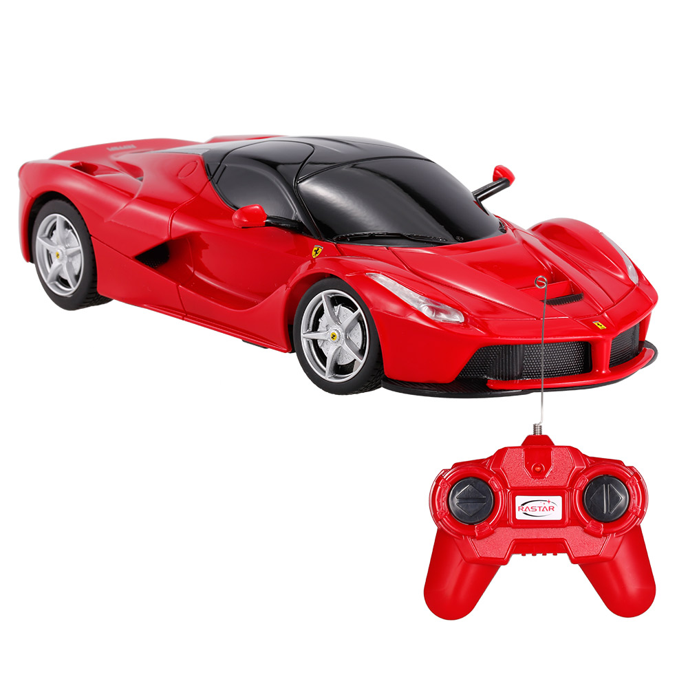RASTAR 48900 R/C 1/24 Ferrari LaFerrari Radio Remote Control Model Car