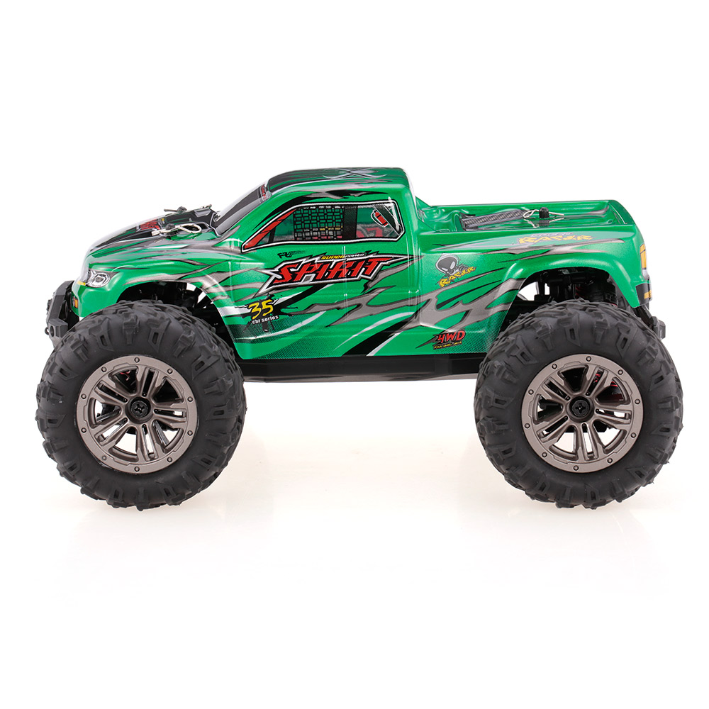 1 16 2 4ghz 4wd voiture de course grande vitesse t l commande de voiture monster truggy rc. Black Bedroom Furniture Sets. Home Design Ideas