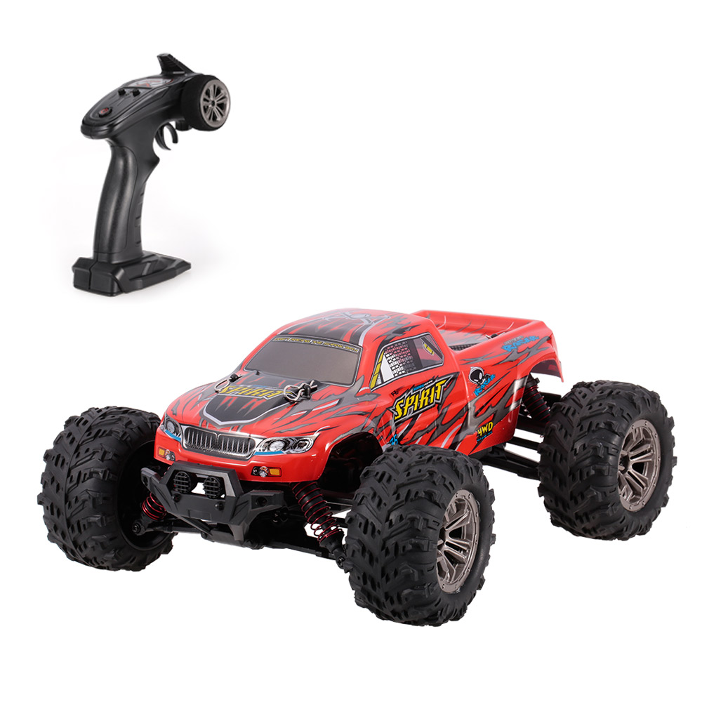 Get 7 USD Off For 1/16 4WD High Speed Racing Car with code  Only $52.99 +free shipping