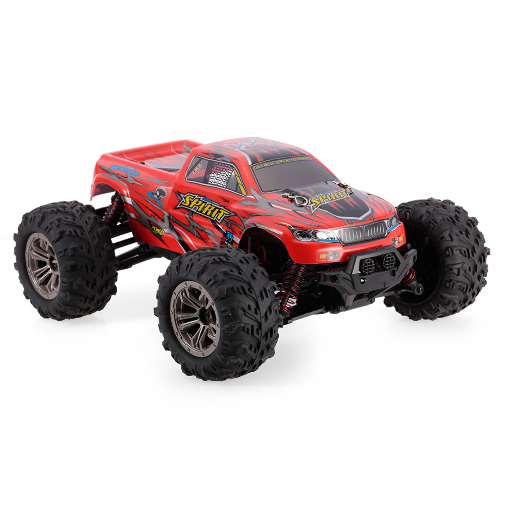 Get $10 Off For 2.4GHz 4WD High Speed Racing Car Off-Road Vehicle  with code  Only $49.99 +free shipping