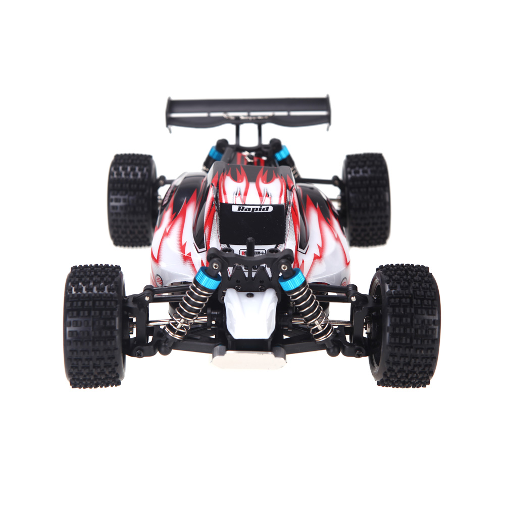 Only $ For Wltoys A959 1/18 1:18 Scale 2.4G 4WD RTR Off-Road Buggy RC Car  with code  Only $36.99 +free shipping