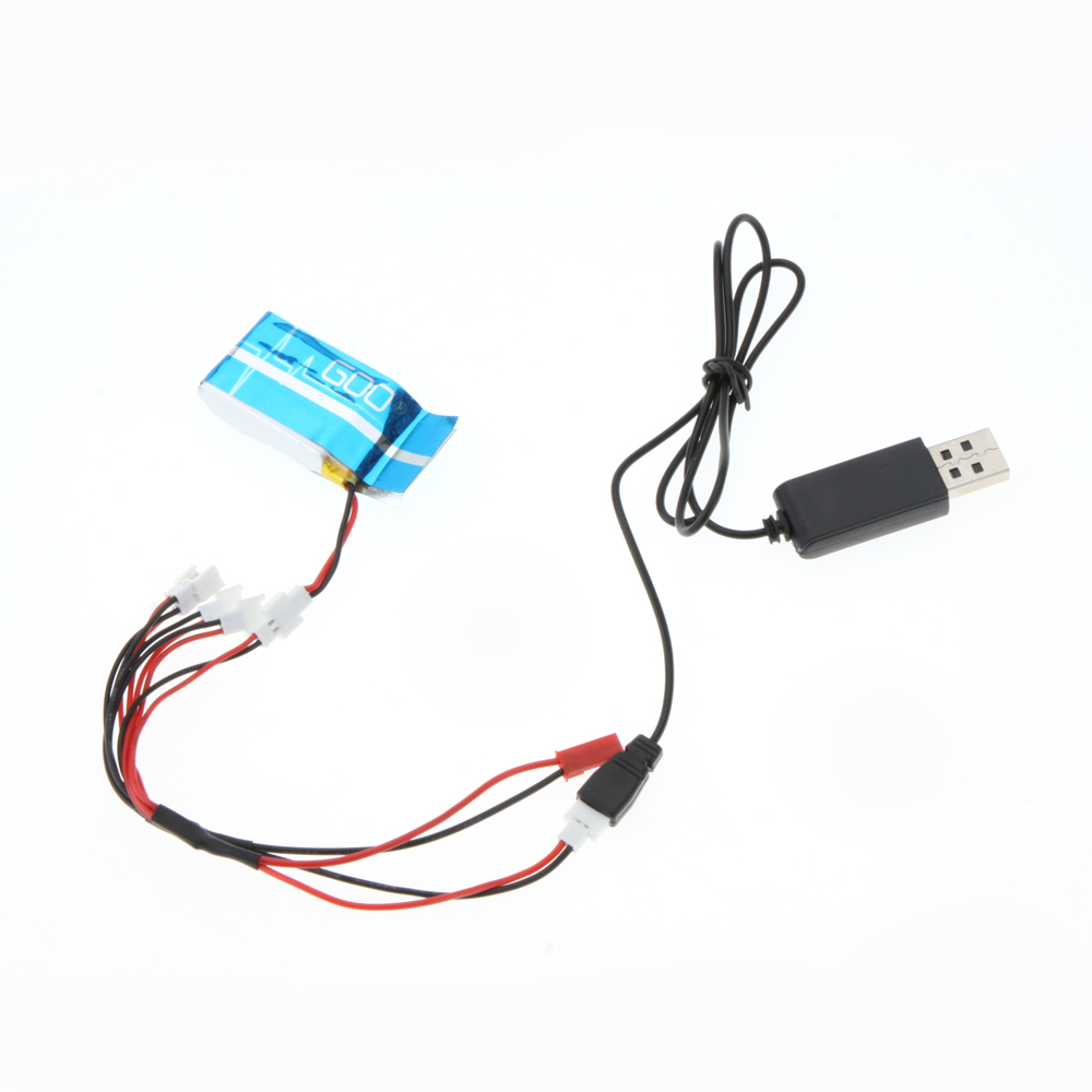 S per mosca cargador bater a conjuntos 3 7v 600mah lipo - Cargador de baterias ...