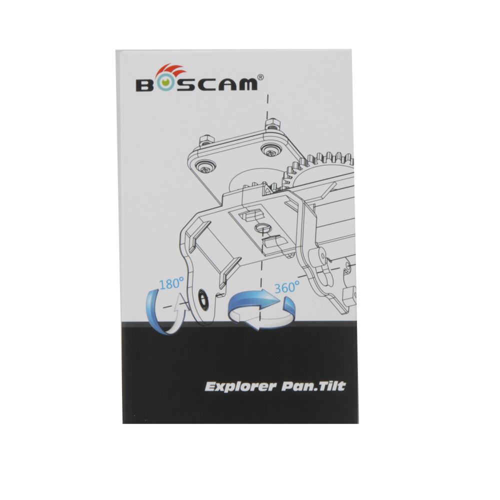 Original boscam pan tilt 2 axis camera gimbal ptz for hd19 for Ptz 2018 simulation