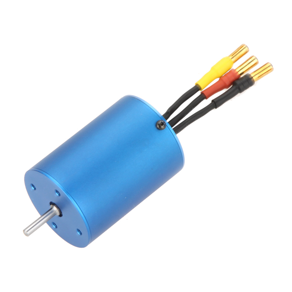 Original ZD Racing Spare Part 3300KV Brushless Motor for ZD Racing 1/10 RC Brushless