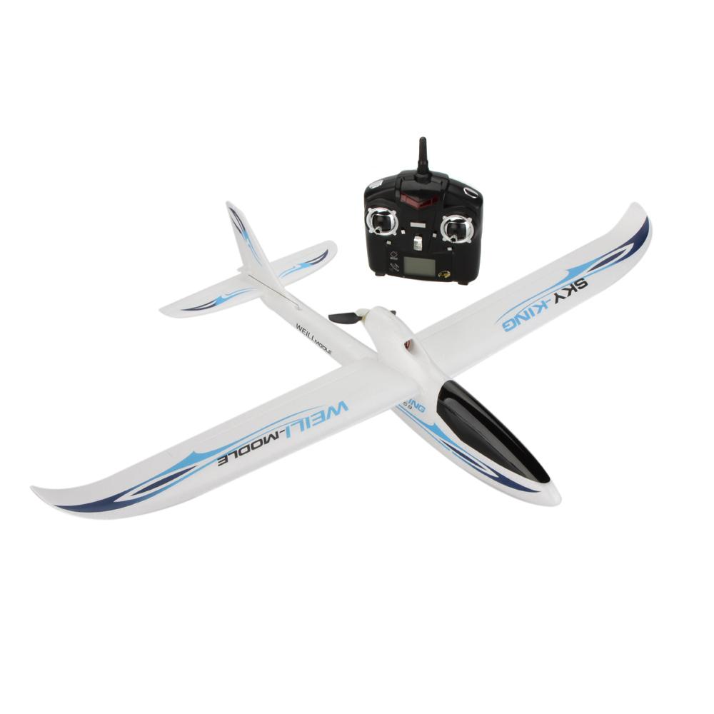 Wltoys F959 SKY-King 2 4G 3CH Radio Control RC Airplane Aircraft RTF  Green/Red