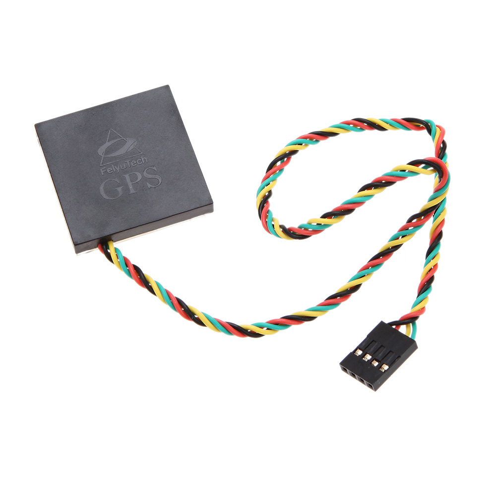 FeiYu Tech FY-DOS-M&GPS Autopilot with GPS for Fixed-wing Planes  Delta-winged Plane V-tail Plane - RcMoment com