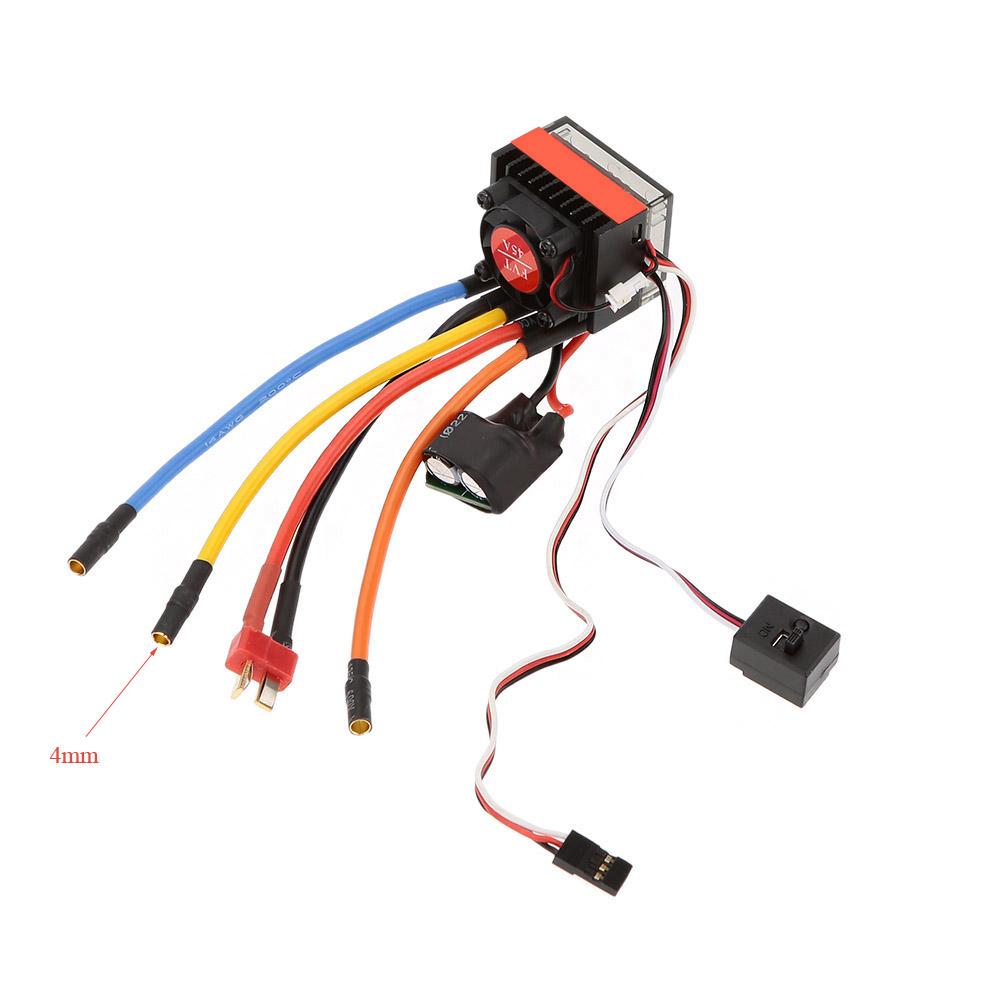 fvt loup 2 3s lipo batterie 45a pro a haute tension etanche voiture electronique vitesse. Black Bedroom Furniture Sets. Home Design Ideas