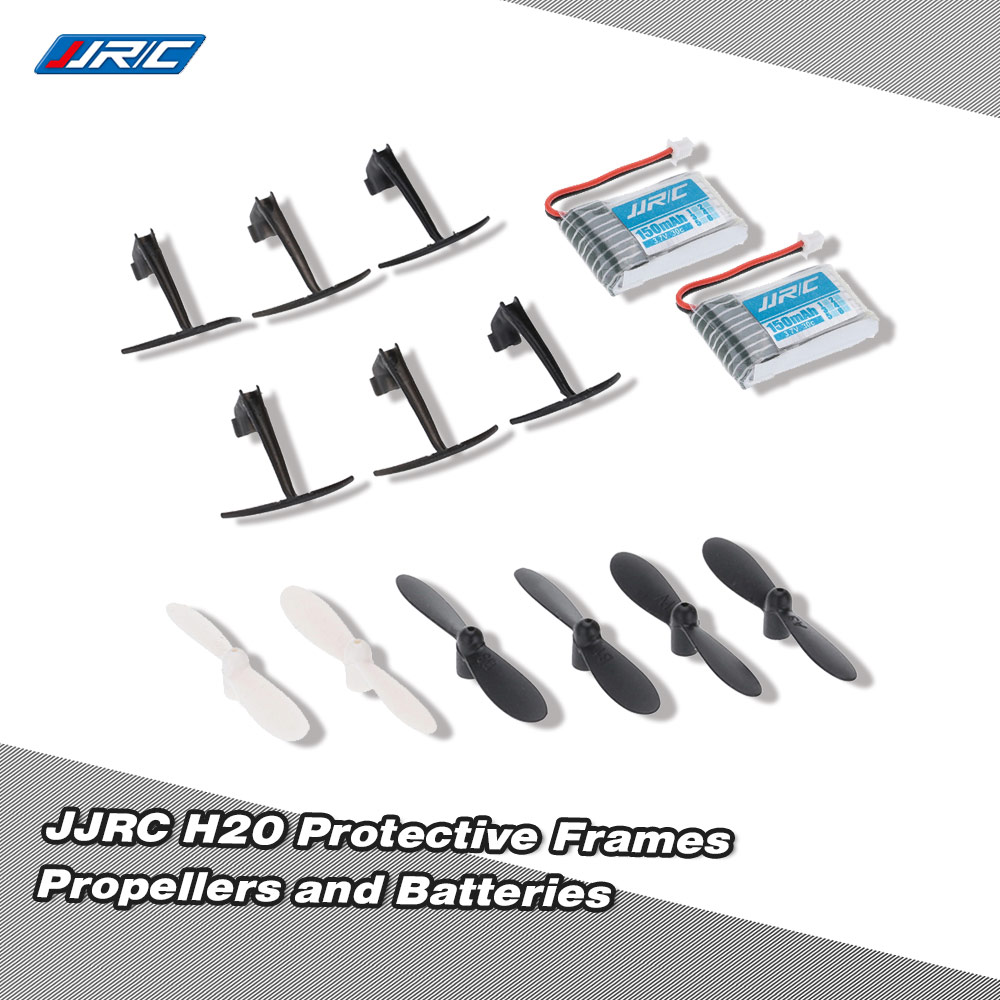 Original Jjrc H20 Rc Hexacopter Part 05 Protective Frames 07 Wiring Diagram Propellers And 04 Batteries For