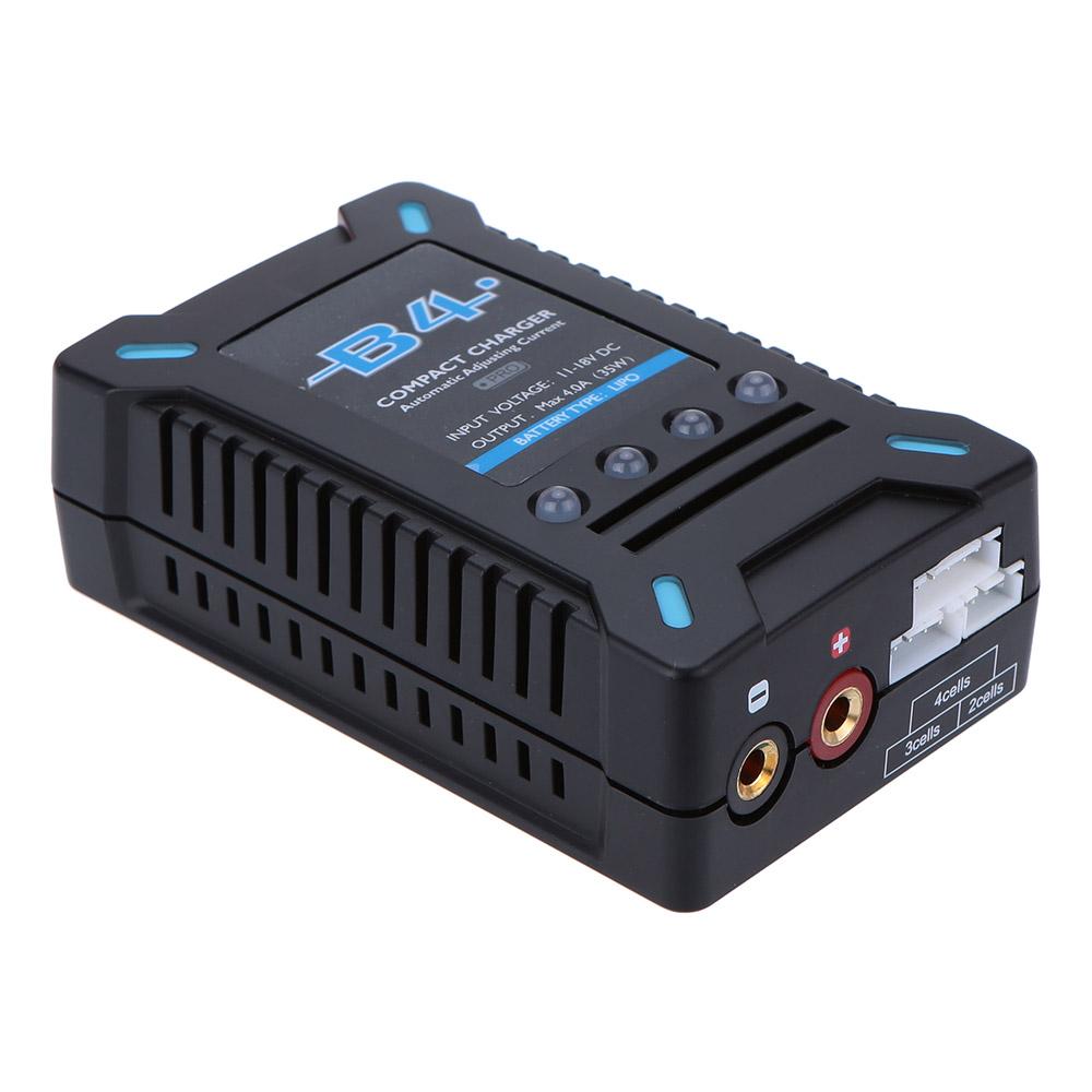 Cargador de bater a compacto original imaxrc b4 35w lipo - Cargador de baterias ...