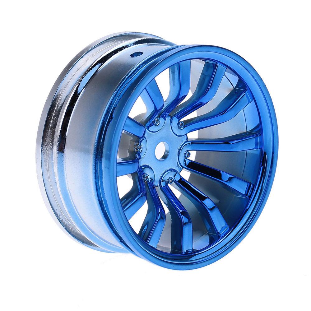 4pcs set 1 10 run flat hub de pneu pour voiture pour traxxas hsp tamiya hpi kyosho on road run. Black Bedroom Furniture Sets. Home Design Ideas
