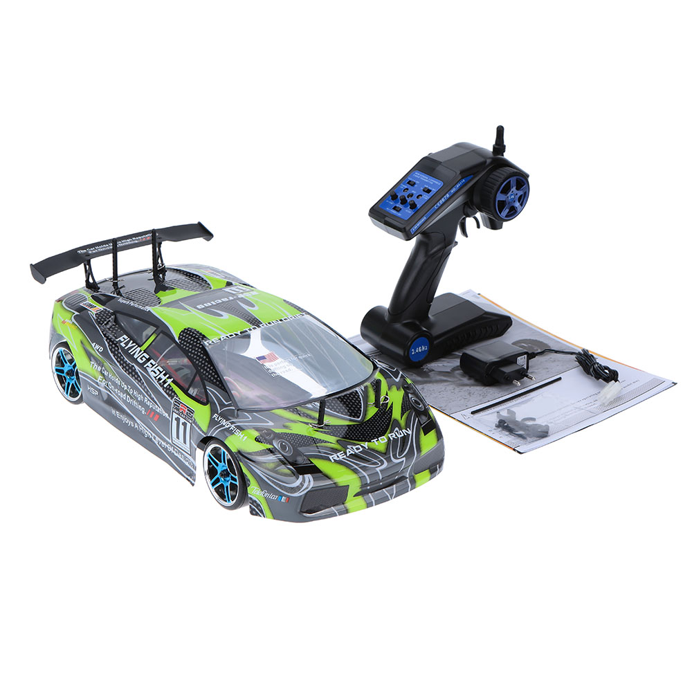 Get $10 Off For Original HSP Flying Fish RTR 4WD On-road Drifting Car  with code  Only $89.99 +free shipping