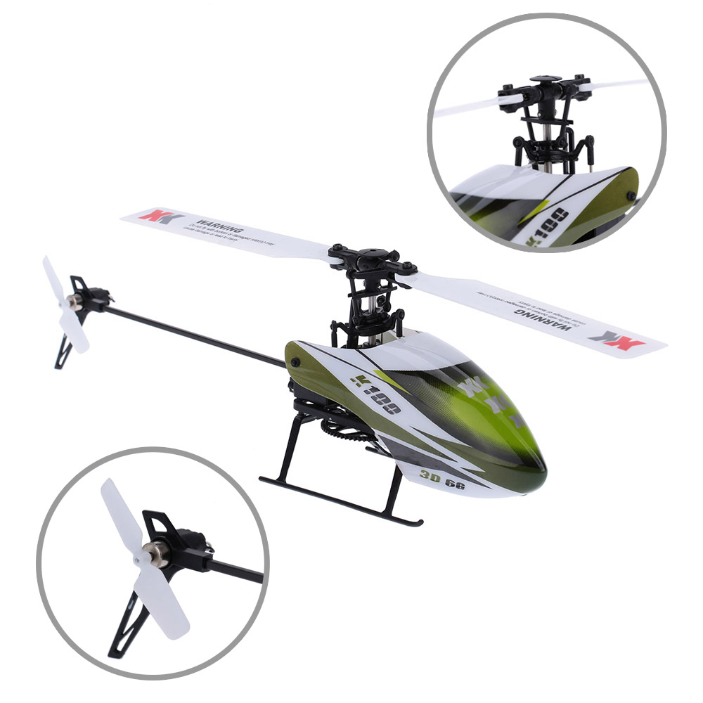 Only $80.99 For XK Falcon K100 RTF RC Helicopter with code EJ3635