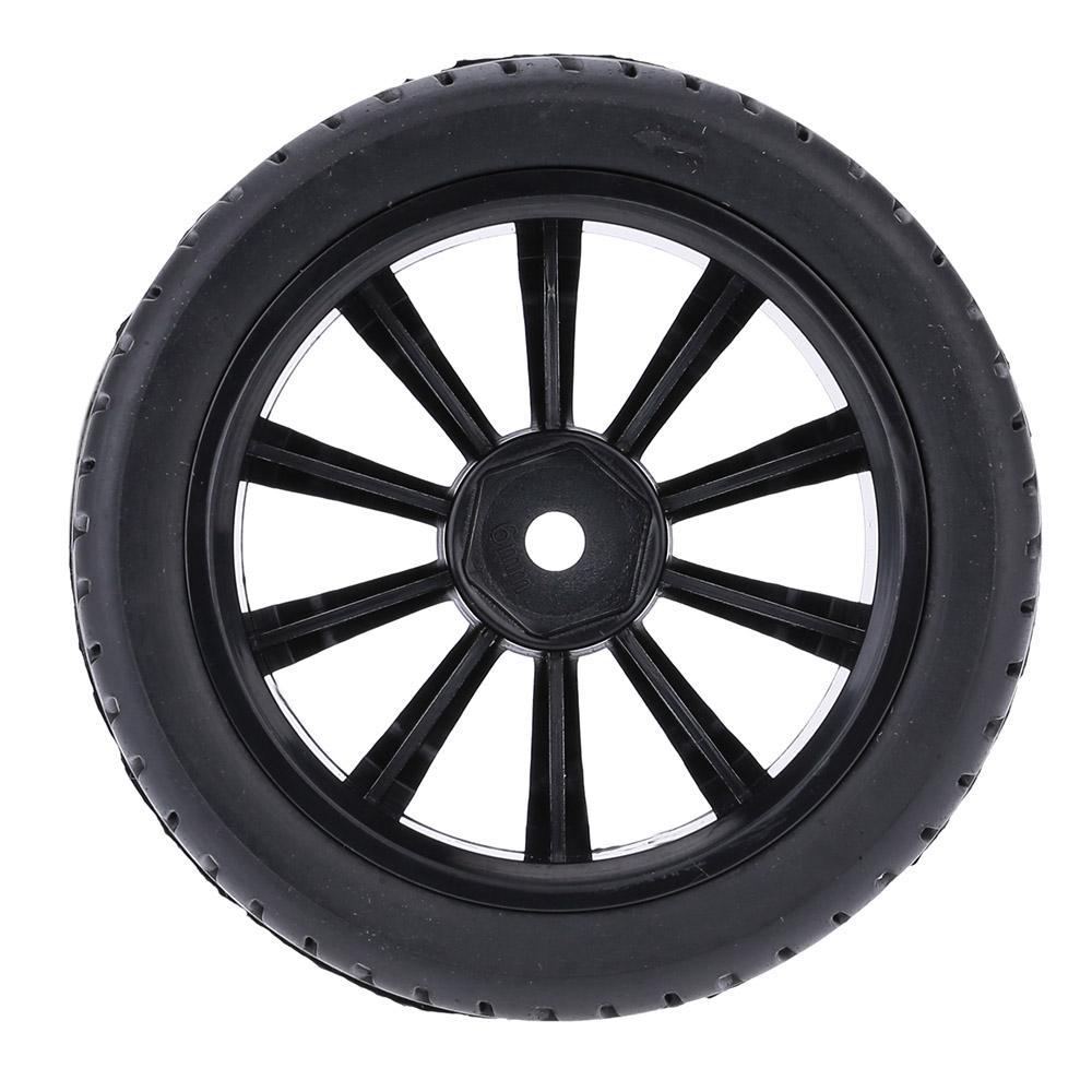 4pcs set 1 10 run flat pneus de voiture hard tire pour traxxas hsp tamiya hpi kyosho on road. Black Bedroom Furniture Sets. Home Design Ideas