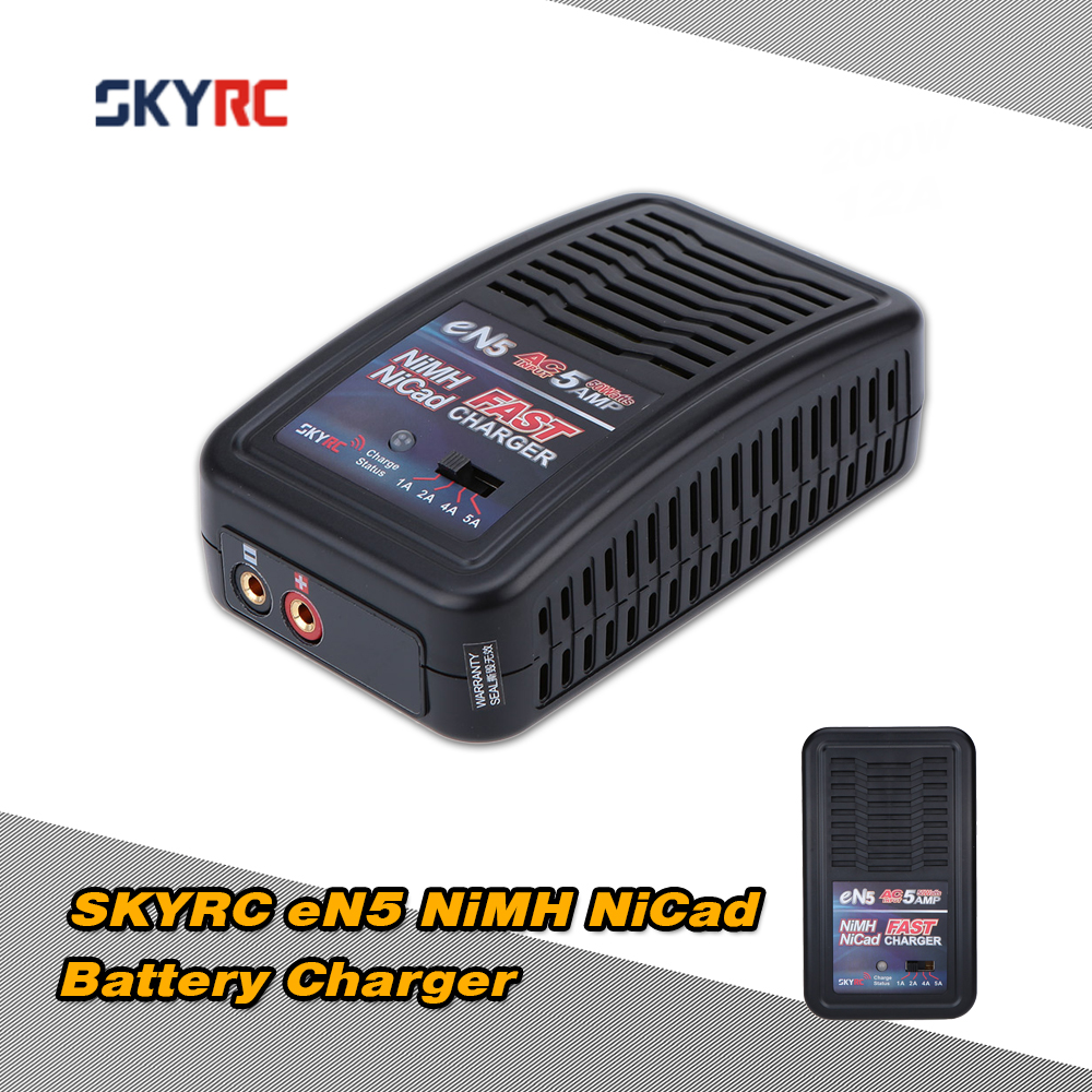 skyrc en5 50w 4 8 s nimh nicd rapide chargeur d 39 origine pour batterie de voiture rc. Black Bedroom Furniture Sets. Home Design Ideas