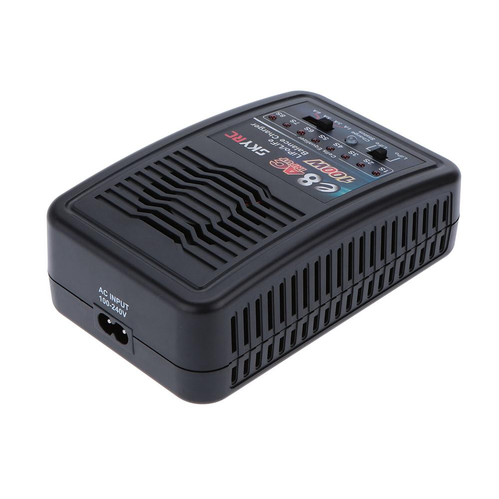 Original bca1201 e8 100w 2 8s vida equilibrio cargador - Cargador de baterias ...