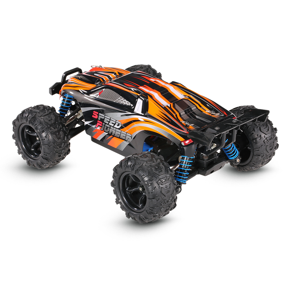 Only $48.99 For PXtoys NO.9302 1/18 2.4GHz 4WD Off-Road Truggy with code EJ4212