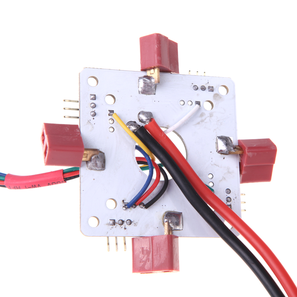 T Plug Power Distribution Board For Rc Quadcopter Apm Px4 South African Wiring Paparazzi Flight Controller Boardpower Boardesc Boardquadcopter