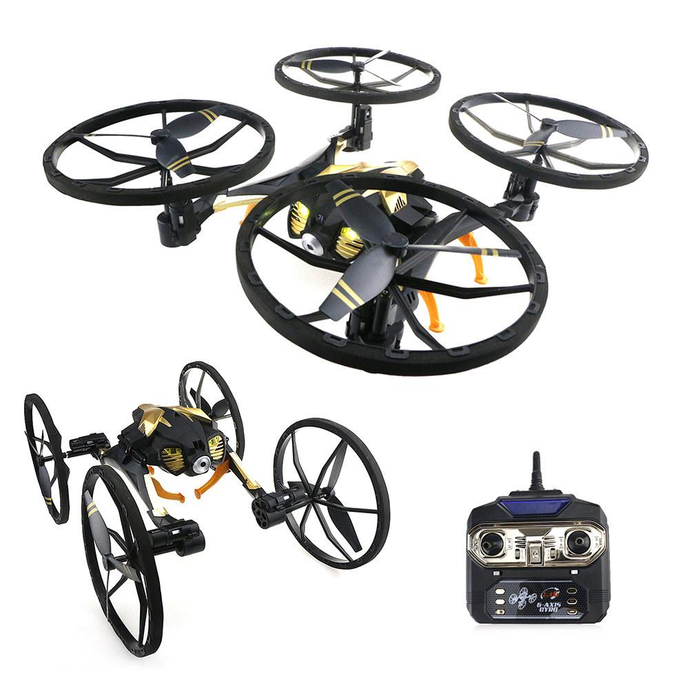 2 Voiture 4 Air C Volante Rc Nh Sol Drone 009 Jjr Ghz y0OnmNv8w