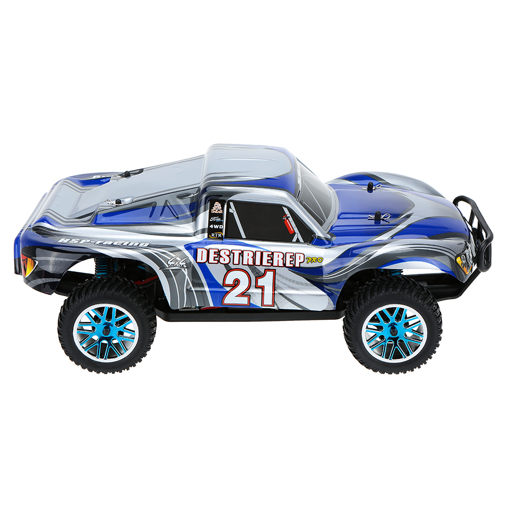 Get $10 Off For Original Eletronic Powered Brushless RTR Short Course Racing RC Car with code  Only $139.99 +free shipping