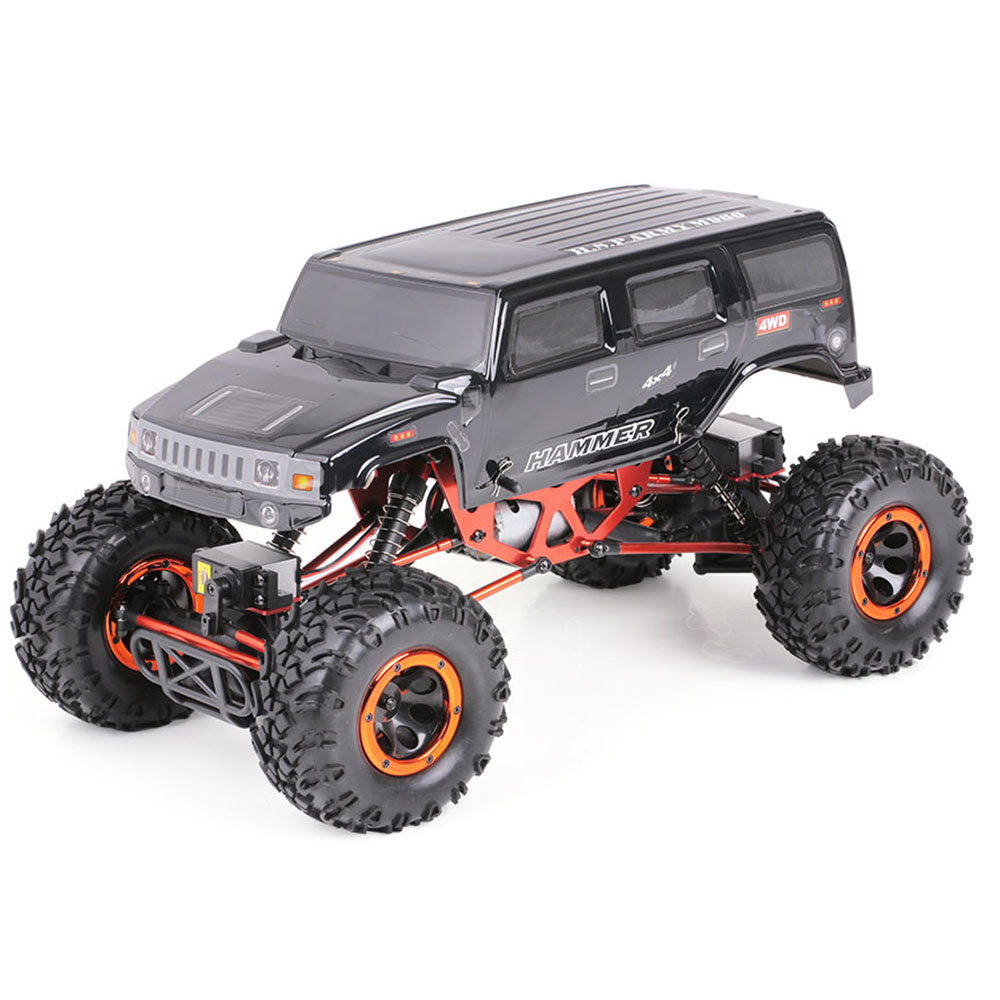 Get $20 USD Off For Original HSP Rock Crawler RC Car with Two Servo with code  Only $189.99 +free shipping