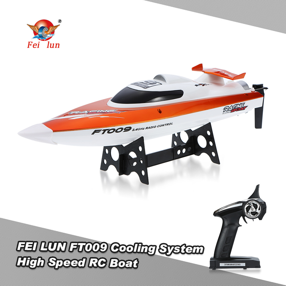 Get $10 Off For FEI LUN FT009 Self-righting 30km/h Racing Boat  with code   Only $39.99 +free shipping