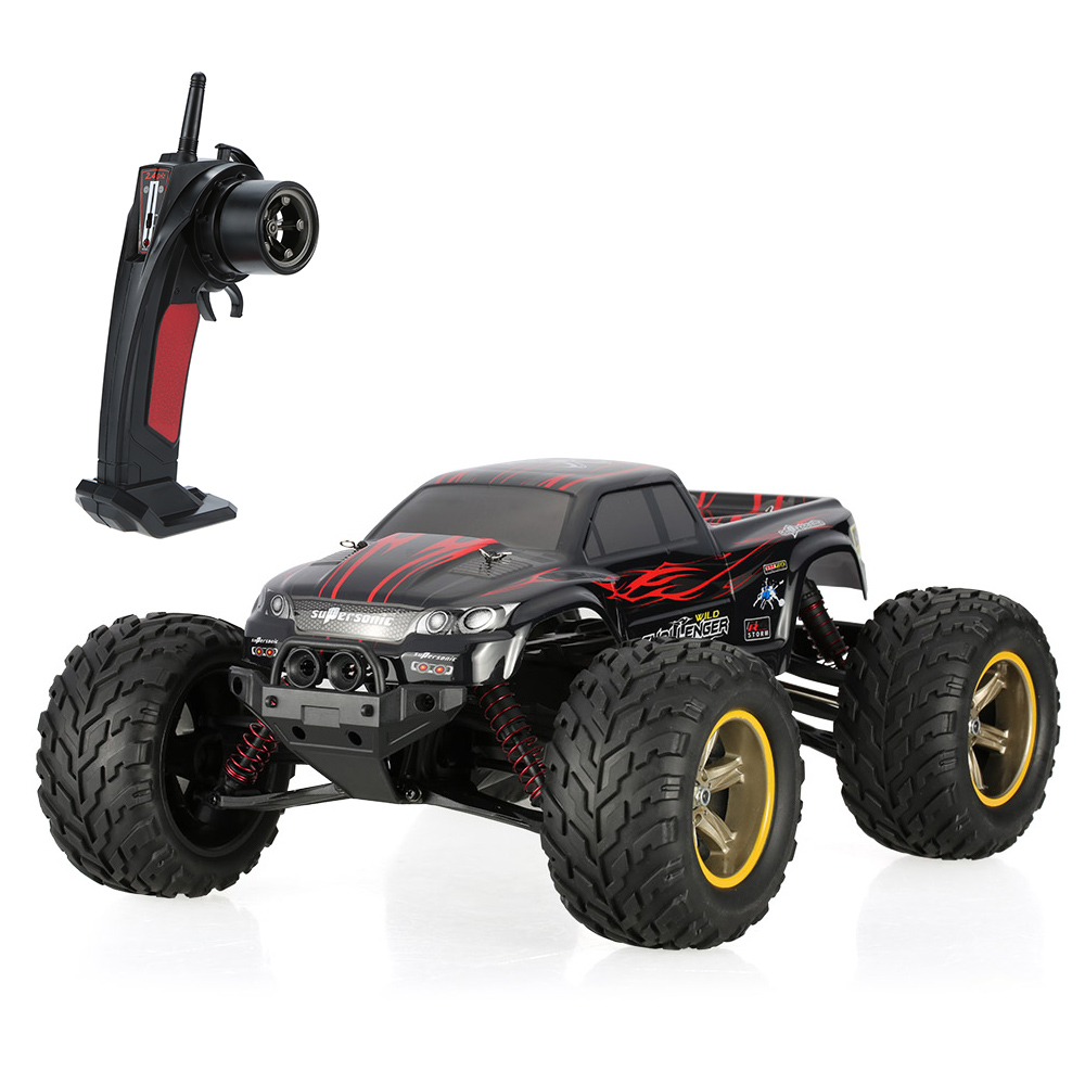 Get 20 USD Off For GPTOYS Foxx S911 Monster Truck with code  Only $52.99 +free shipping