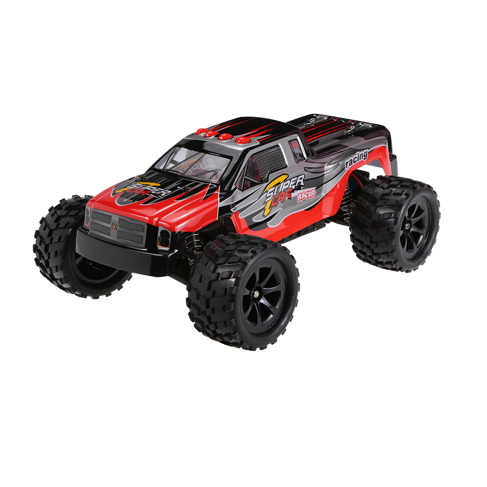 WLtoys L969 2.4G 1:12 Scale 2WD 2CH Brushed Electric RTR Bigfoot RC Monster  Truck