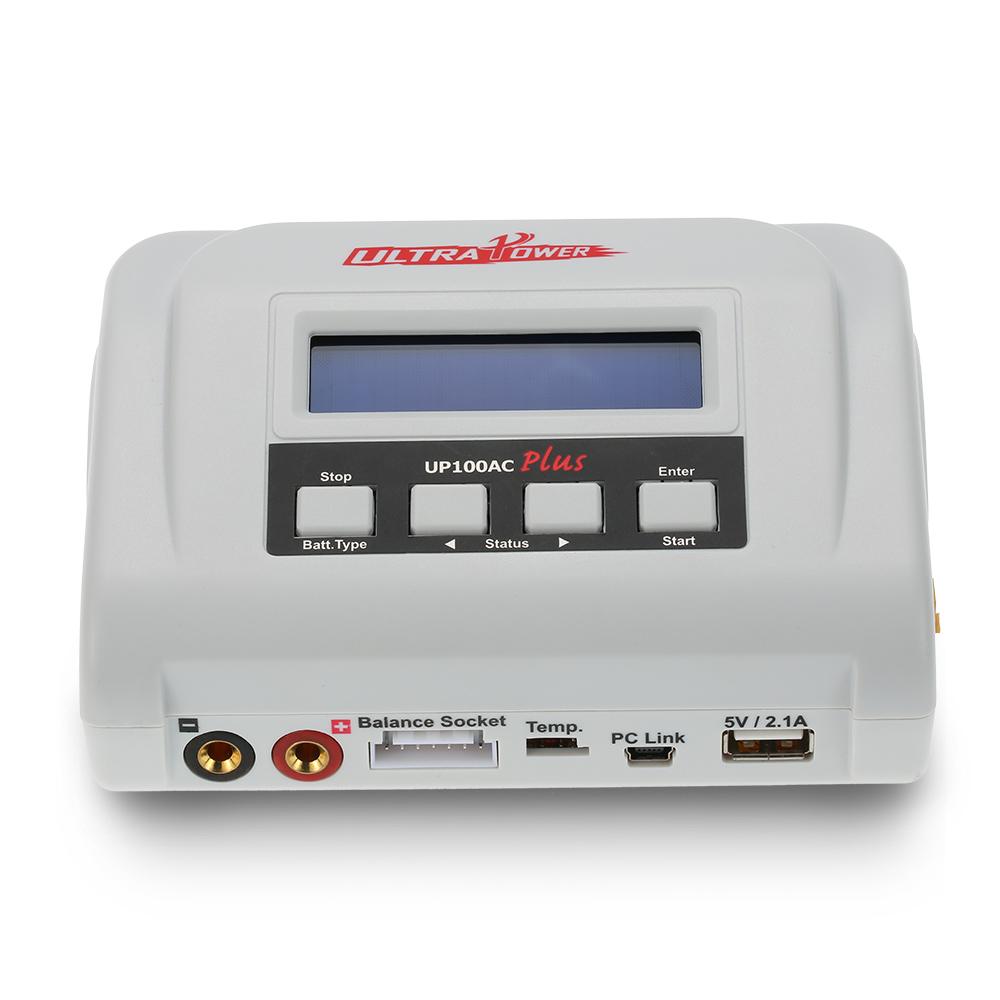 Original ultra power 100w up100ac cargador plus balance - Cargador de baterias ...