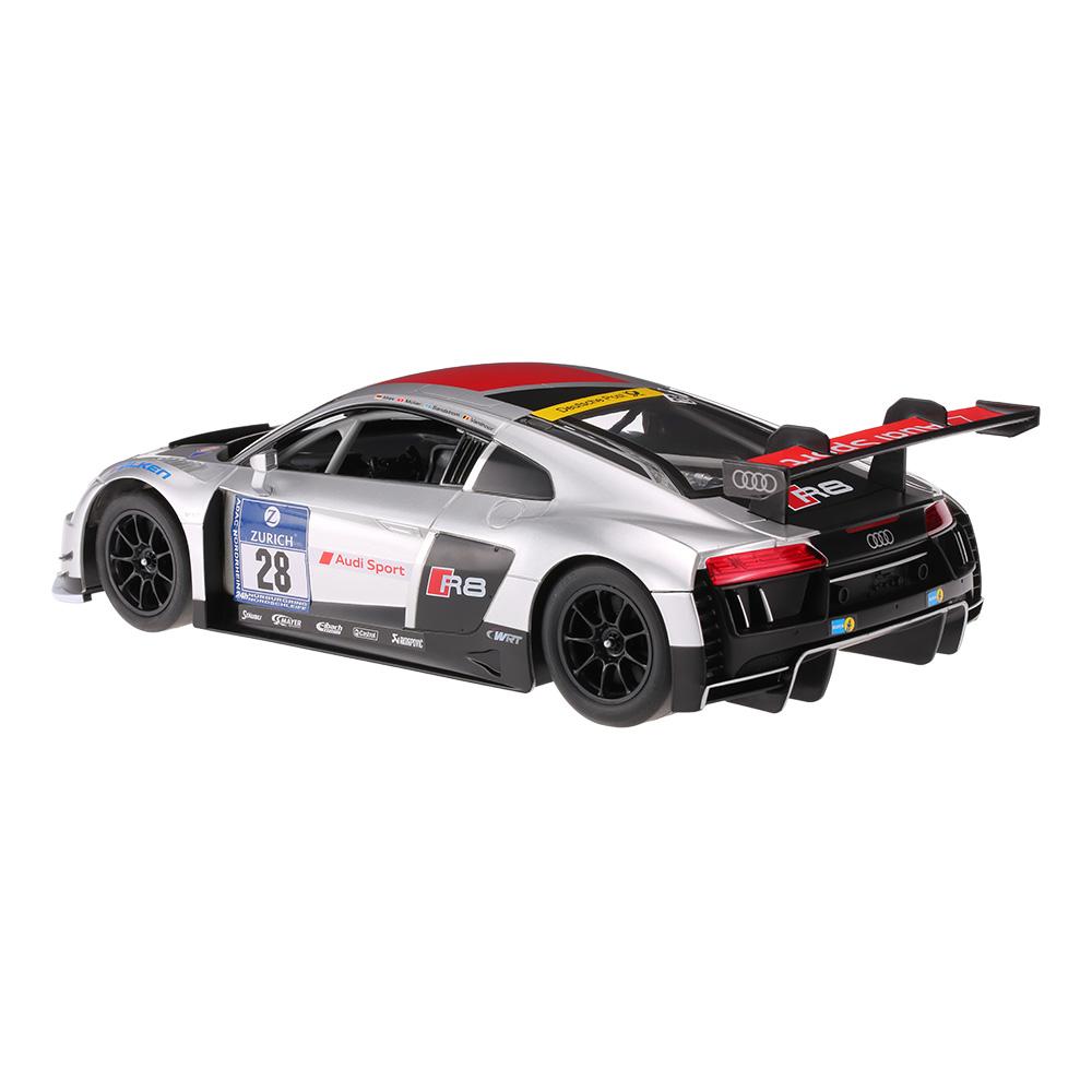 Silver RASTAR AUDI R LMS Performance Remote Controlled - Audi remote control car