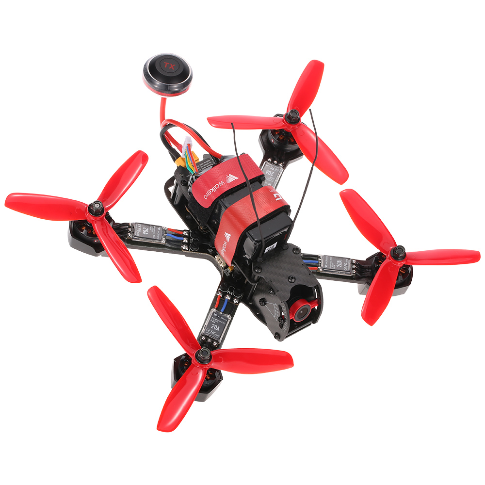 Get 10 USD Off For Walkera Furious 215 Racing Quadcopter with code  Only $309.99