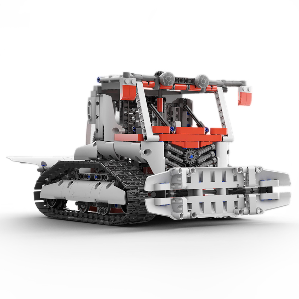 Get $20 off For Original XIAOMI Mitu Rover DIY Mobile Phone Control Building Self-assembled Tank Battle Robot with code EJ9062 Only $112.99 +free shipping from RCMOMENT