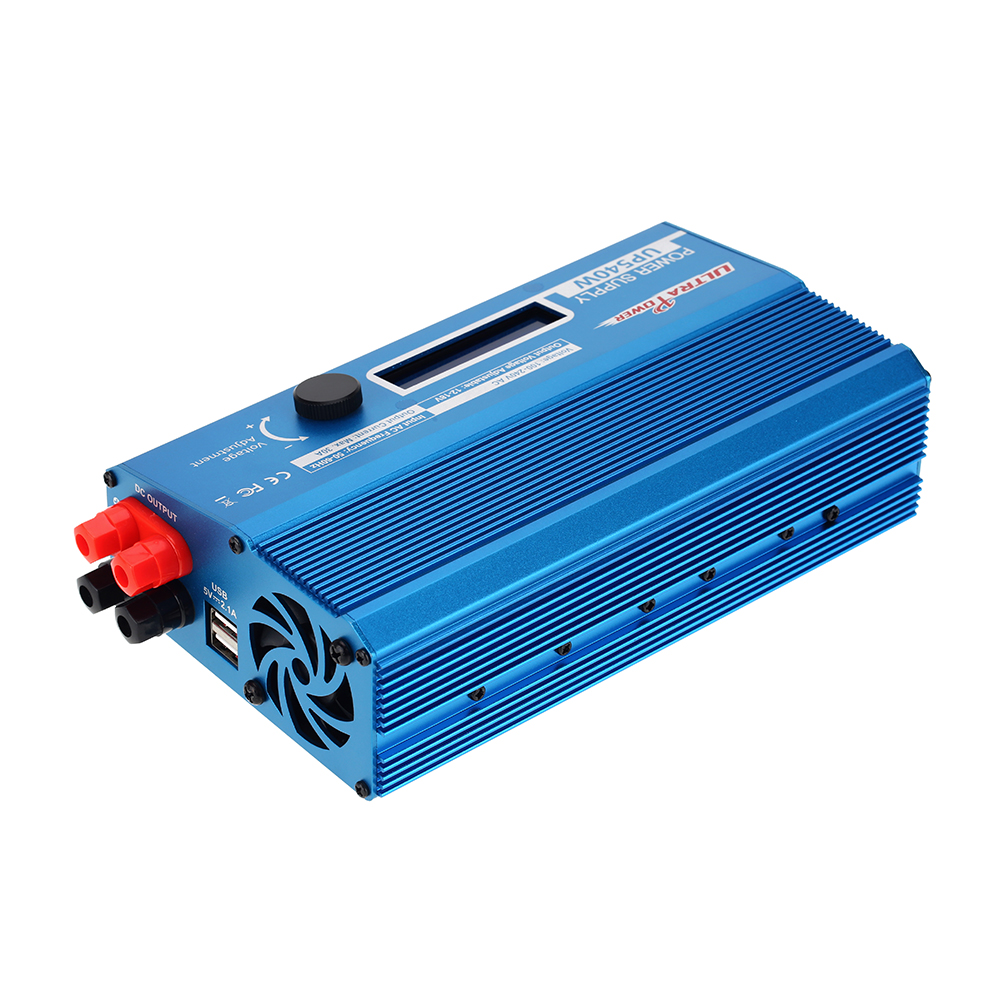 red Ultra Power High Efficiency UP540W 30A Power Supply Charger ...