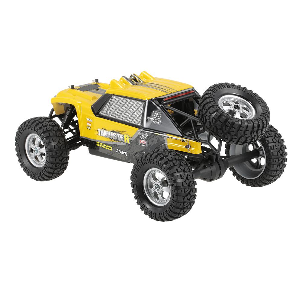 Yellow Eu Hbx 12889 1 12 2 4g 4wd Two Speed Transmission