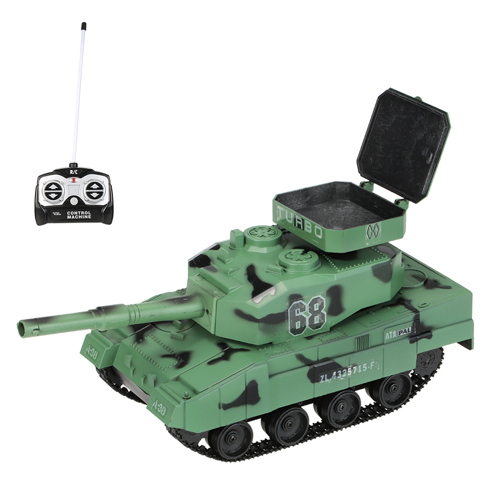 Heng Long 3881super Rc Bb Cannon Airsoft Tank 130 27mhz Mit 6mm Bb