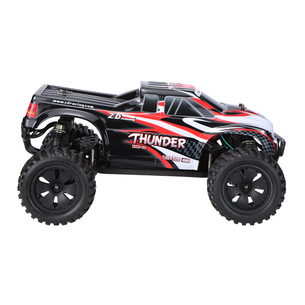 black eu ZD Racing NO.9106 Thunder ZMT-10 Brushless Electric