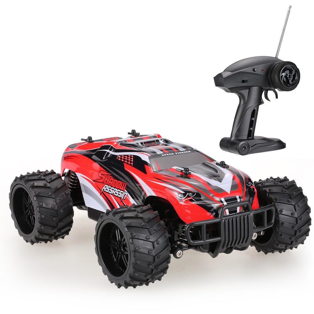 Pxtoys S737 116 27mhz Monster Truck Off Road Buggy Rc Auto 1 16 Mobil